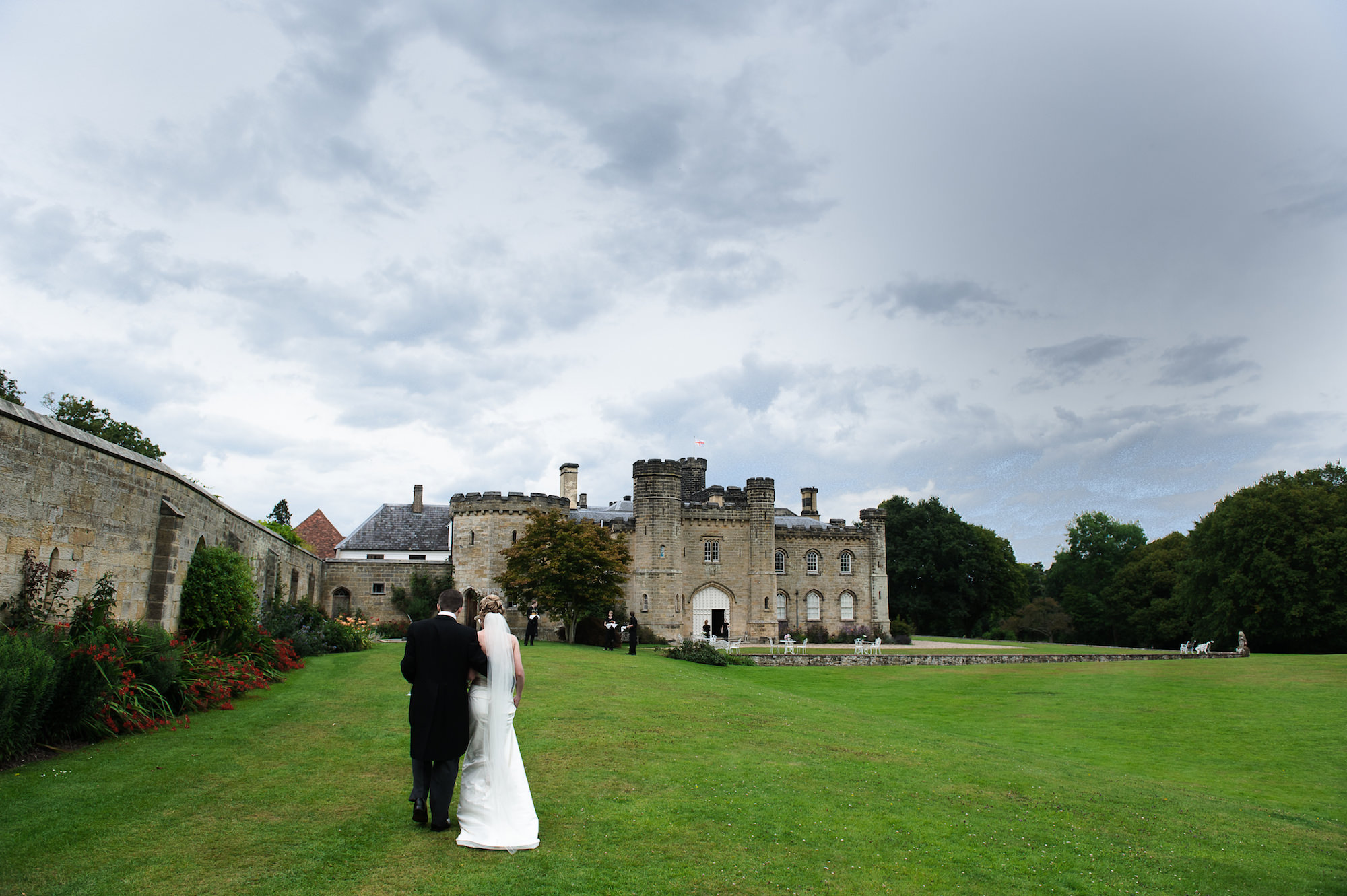 Chiddingstone Castle Wedding Photos
