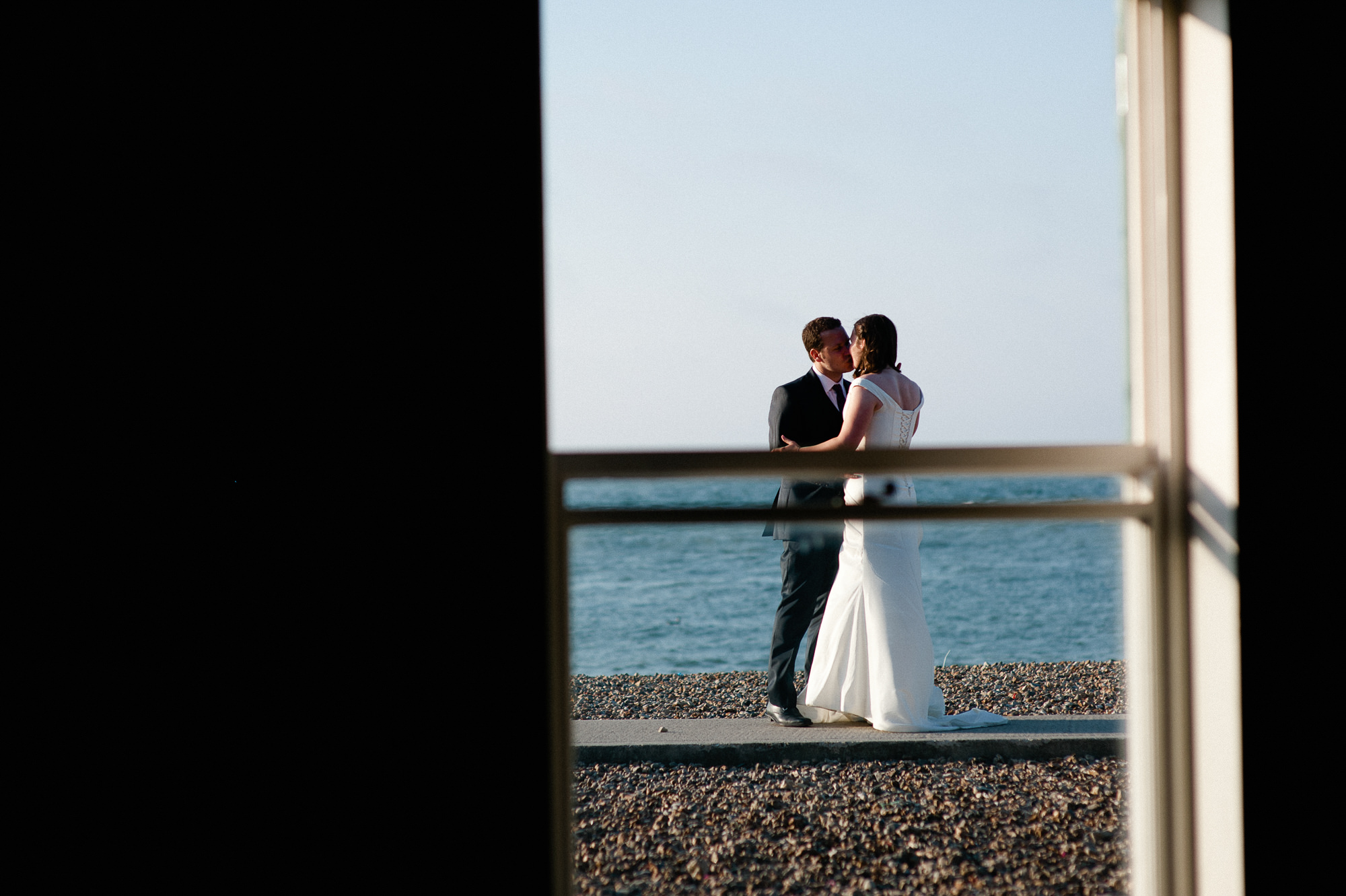 wedding photos at the east quay