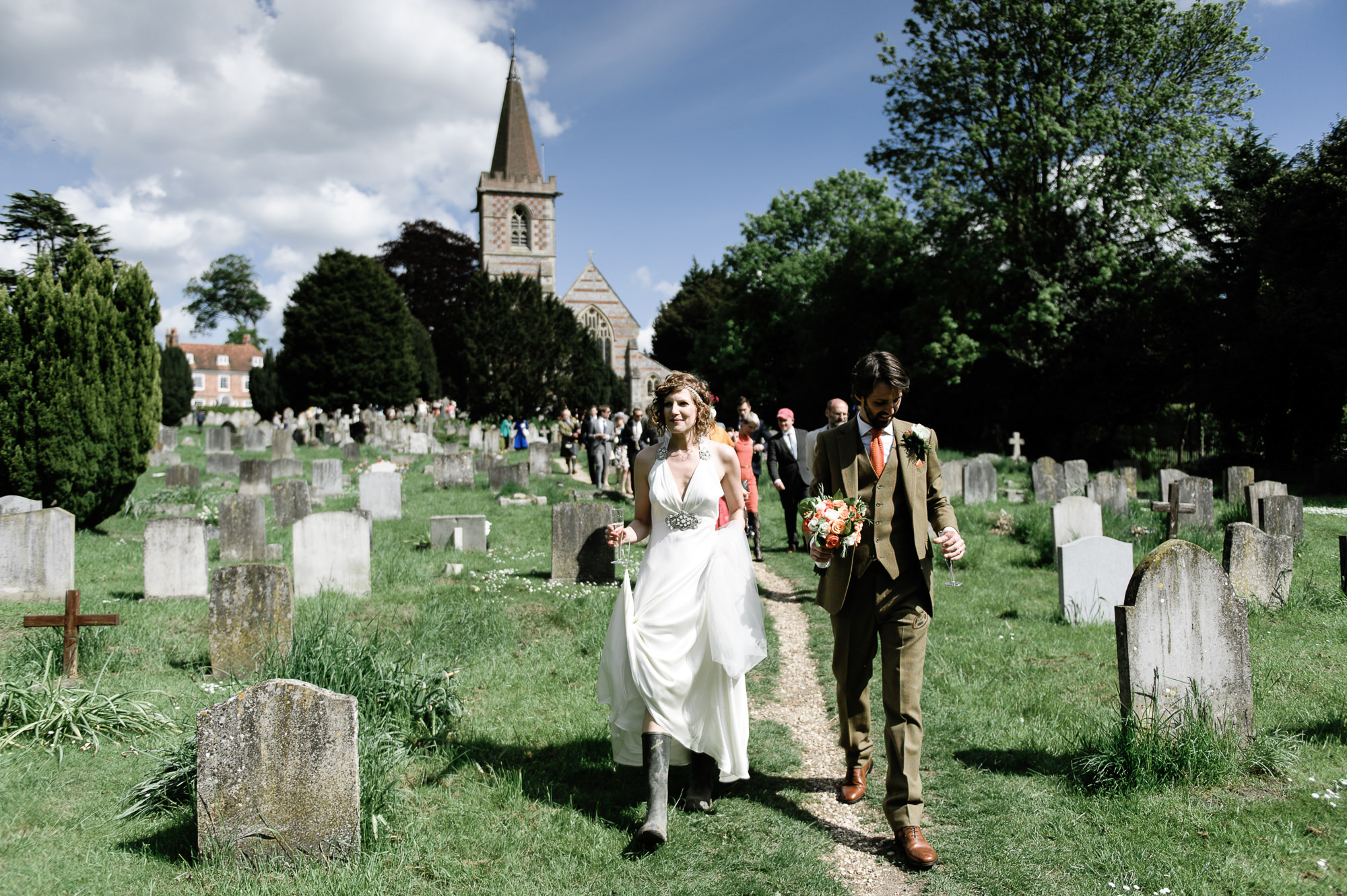 Rural Wedding Photos