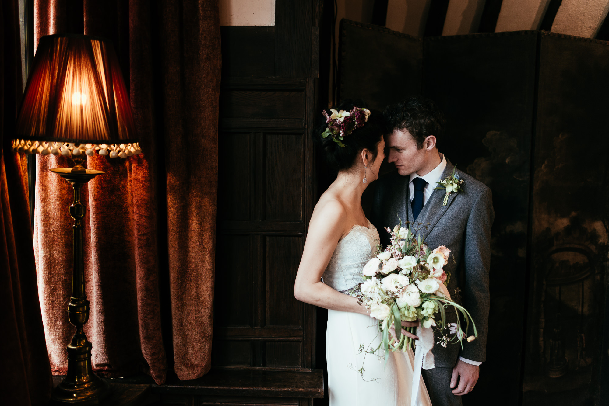 weddings at Ramster Hall, Surrey