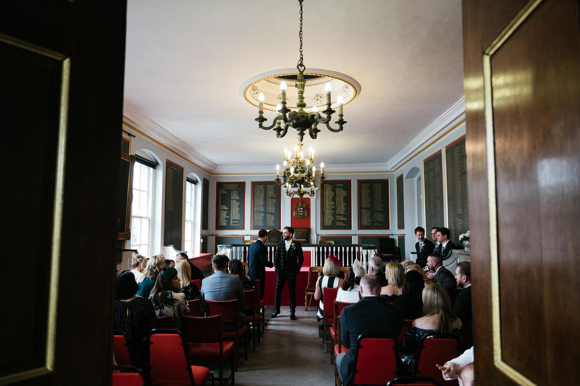 Rye Town Hall Wedding