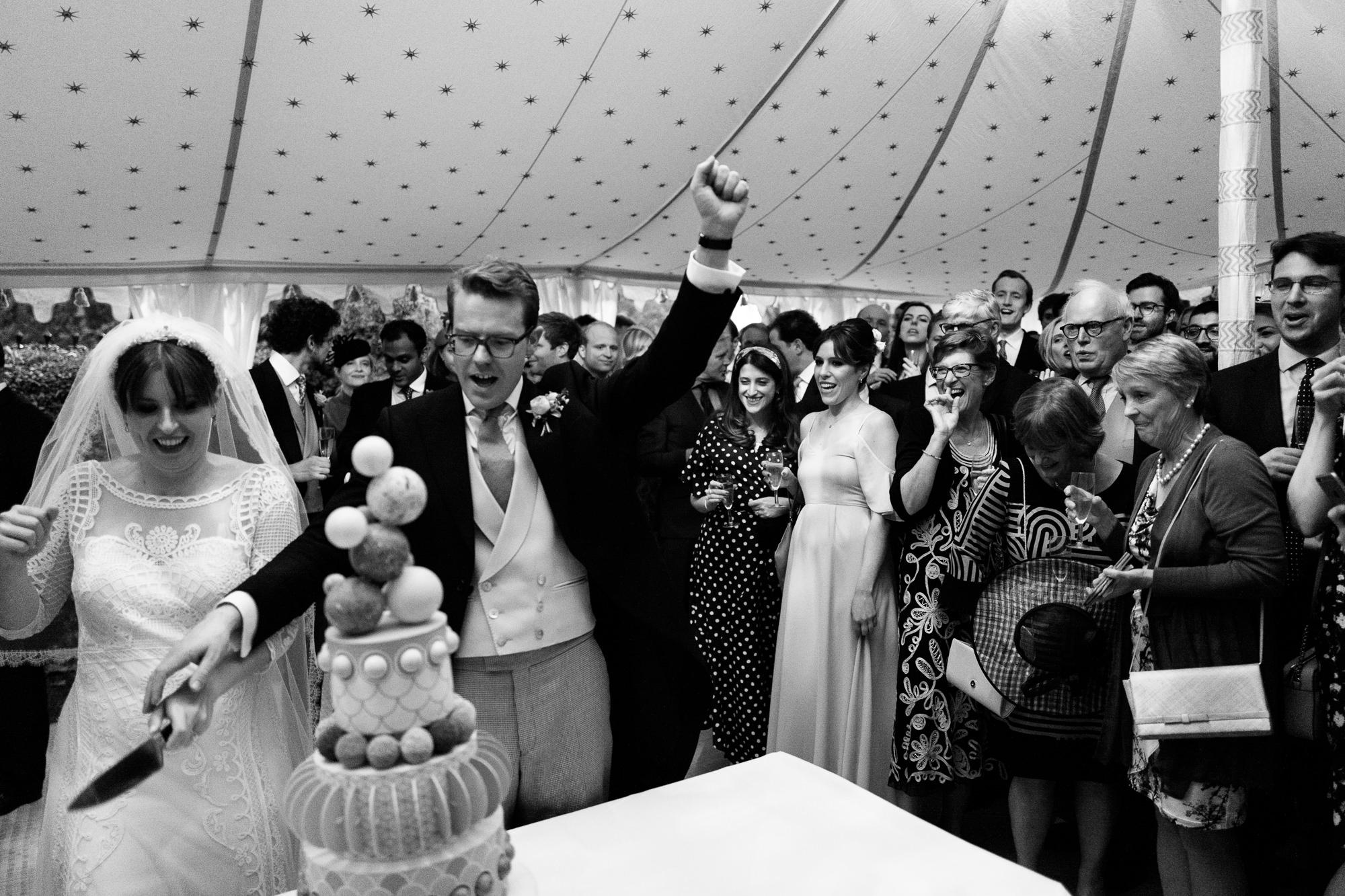 V&A Museum of Childhood Wedding