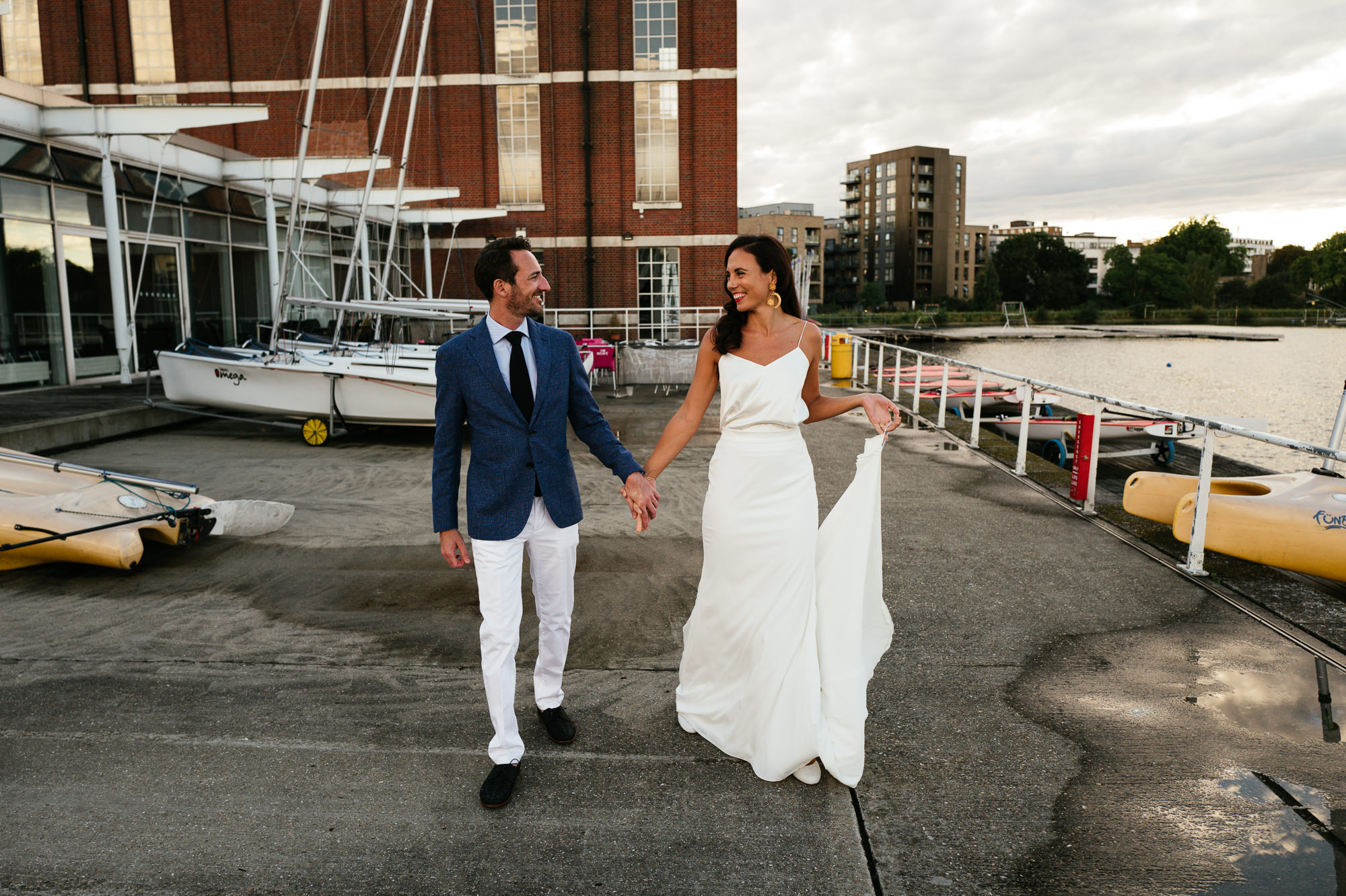 West Reservoir Centre Wedding